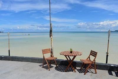 サムイ島 カーサ デ マールのビーチ05