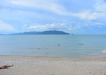 サムイ島トンソンベイのビーチ15