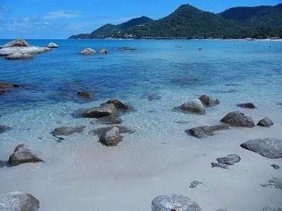 サムイ島のチャウエンノイビーチ015