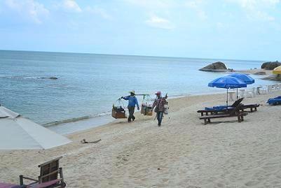 サムイ島ラマイビーチ5