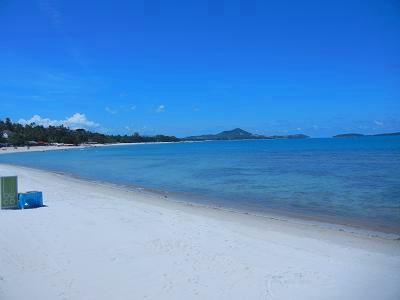 サムイ島の美しいビーチ11