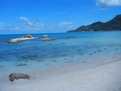 サムイ島のチャウエンノイビーチ010