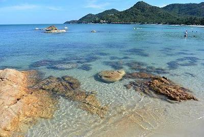 サムイ島の美しいビーチ17