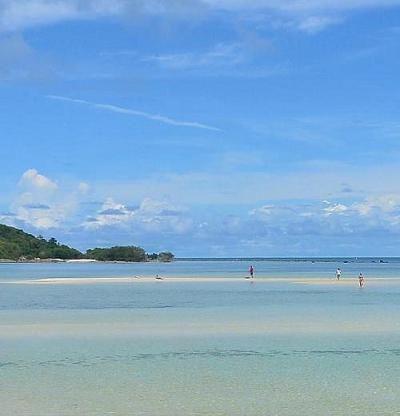 サムイ島 カーサ デ マールのビーチ13