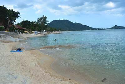 サムイ島ラマイビーチ11