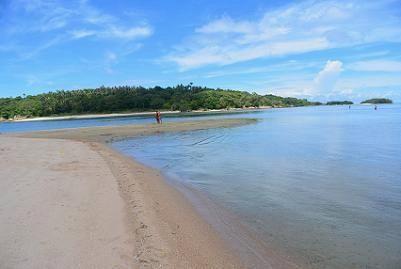 サムイ島のマトラン島周辺のビーチ20