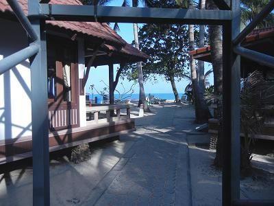サムイ島のチャウエンノイビーチ01