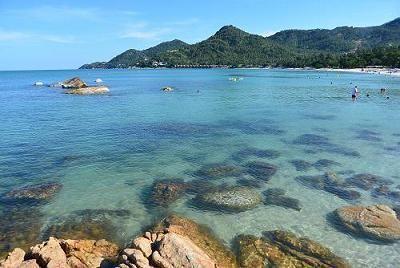 サムイ島の美しいビーチ15