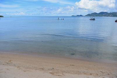 サムイ島のマトラン島周辺のビーチ17