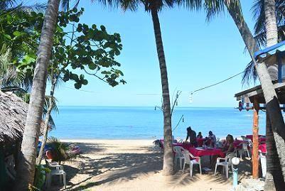 サムイ島のコーラルビーチ03