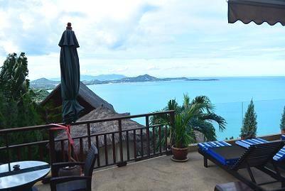 サムイ島のヴィラホテル03