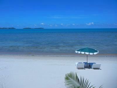 サムイ島の美しいビーチ7