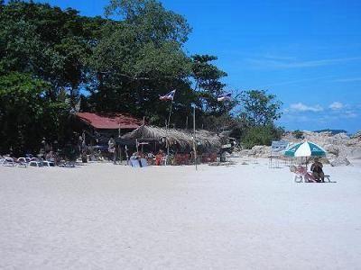 サムイ島のチャウエンノイビーチ008