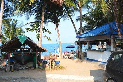 サムイ島のビーチ1