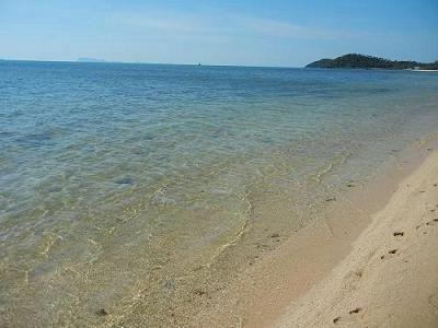 サムイ島の写真・サンセットビーチ011