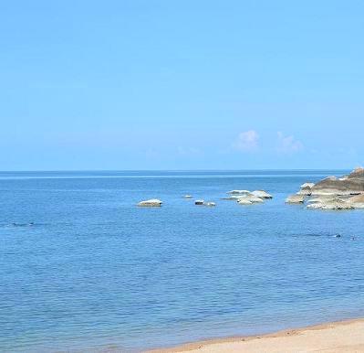 サムイ島のコーラルビーチ17
