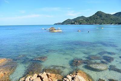 サムイ島の美しいビーチ14