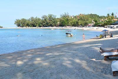 サムイ島のチョンモンビーチ14