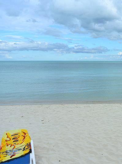 サムイ島のチャウエンビーチ南13