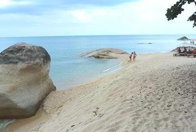 サムイ島ラマイビーチ2