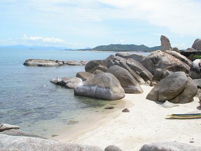 サムイ島の観光とツアー1