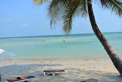 サムイ島のチャウエンビーチ北郊外12