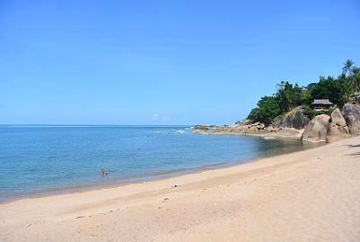 サムイ島のコーラルビーチ10
