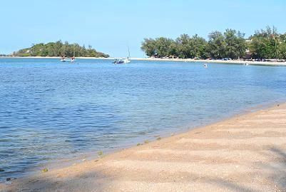 サムイ島のチョンモンビーチ16