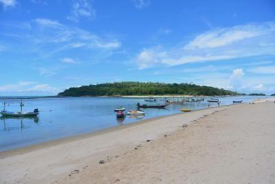 サムイ島のマトラン島周辺のビーチ13