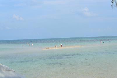 サムイ島チャウエンビーチ北郊外13