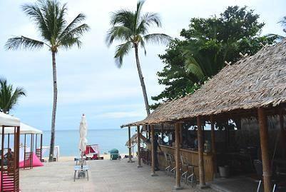 サムイ島のビーチクラブ6