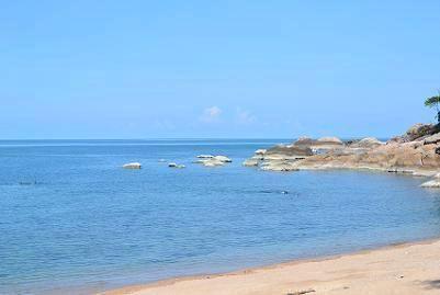 サムイ島のコーラルビーチ16