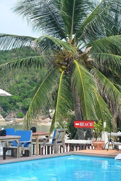 サムイ島のクリスタルビーチ08