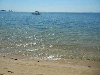 サムイ島の写真・サンセットビーチ007