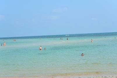 サムイ島のチャウエンビーチ北郊外21