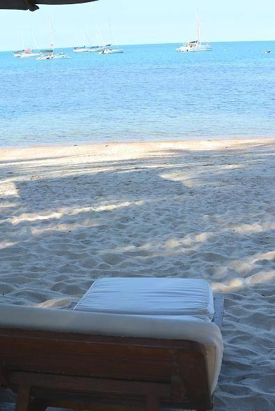 サムイ島のチョンモンビーチ10