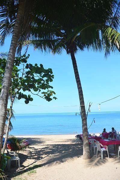 サムイ島のコーラルビーチ02