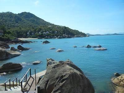 サムイ島のビーチ16