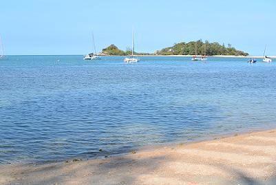 サムイ島のチョンモンビーチ15