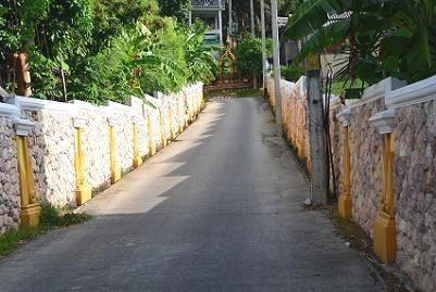 サムイ島のラマイビーチ3