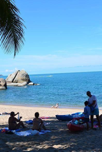 サムイ島のビーチ、コーラルベイ09