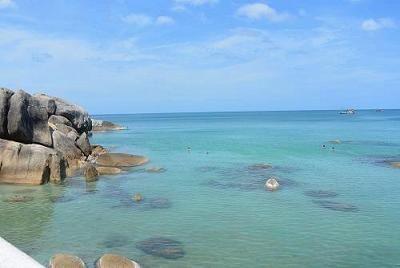 サムイ島のビーチ、クリスタルビーチ05