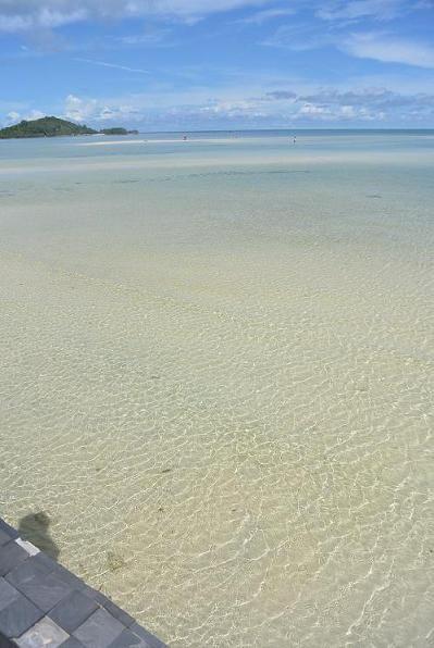 サムイ島 カーサ デ マールのビーチ01