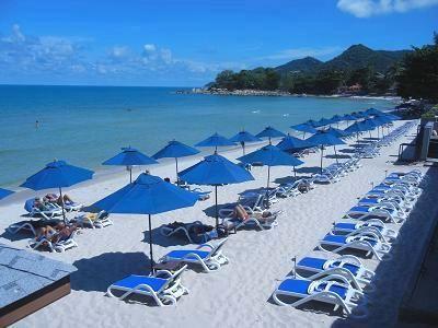 サムイ島サムイ・リゾテルのビーチ13