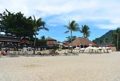 サムイ島のビーチクラブ17