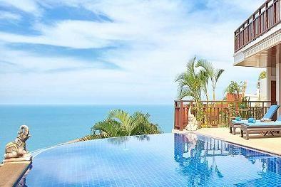 サムイ島のヴィラホテル11