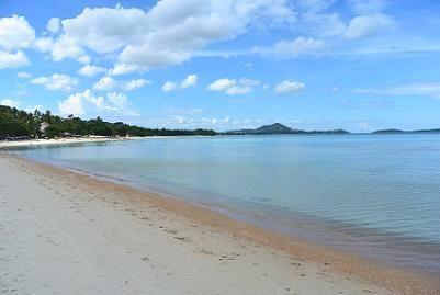 サムイ島ブーコ前のビーチ12