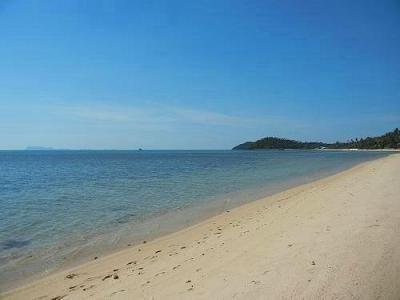 サムイ島の写真・サンセットビーチ015