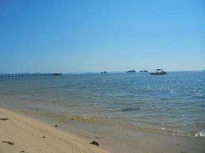 サムイ島の写真・サンセットビーチ026