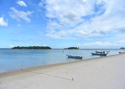 サムイ島のチャウエンビーチ北10